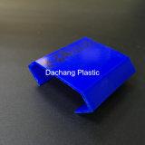 Perfil de acrílico azul para el dispositivo de iluminación