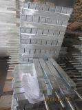 ISOの証明書の鋳造亜鉛陽極