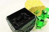 熱い販売の贅沢なビロードの香水のギフト用の箱