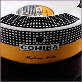 Hochwertiger Cohiba Entwurfs-Zigaretten-Funktionseigenschaft Caremic Zigarre-Aschenbecher (ES-CA-010)