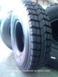 Neumático de la marca de fábrica de China del neumático del carro del modelo del bloque (todo-posiciones)