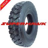 Neumático radial del carro y del omnibus, neumático de TBR, neumático de coche sin tubo (7.50R16)