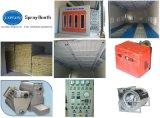 Экономичные будочка брызга/комната картины для автомобилей/высокотемпературной печи выпечки