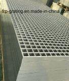 Решетка отлитая в форму FRP с размером 4 ' x12 панели