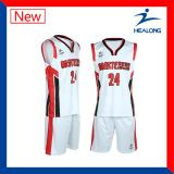 Healong personnalisent le basket-ball Jersey de sublimation