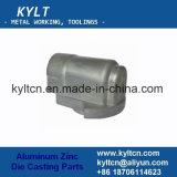 アルミニウム亜鉛はRoHS/SGSのモーターのためのダイカストのエンドキャップかカバーを