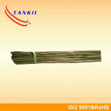 クロメルのアルメルKのタイプ熱電対ワイヤー/棒/ストリップKP KNの残されたワイヤー(K)タイプ
