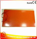 Calefator elétrico 110V 215W 200*800*1.5mm do tanque do silicone