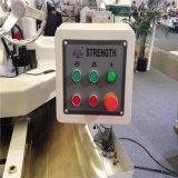 Il taglio di falegnameria vede le macchine con il laser