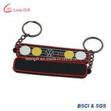 Оптовый дешевый выдвиженческий PVC Keychain автомобиля