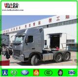 판매를 위한 2017년 Sinotruk HOWO 트레일러 트럭 트랙터 헤드 A7 6*4 트랙터 트럭