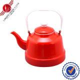 Чайник эмали, чайник эмали, Enamelware, чайник бросания утюга эмали