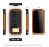 Cargador solar original de la batería de la potencia del teléfono móvil de la fábrica con patente