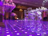 Diodo emissor de luz Digital Dance Floor do preço baixo 60*60cm para a luz do casamento do estágio