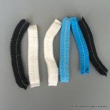 Casquillo no tejido/casquillo disponible/casquillo redondo/casquillo Bouffant