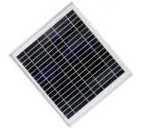 panneau solaire mono de 12V 20W pour le système de d'éclairage solaire