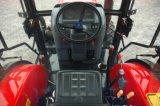 Trator agricultural de Waw 55HP 4WD com a cabine de China