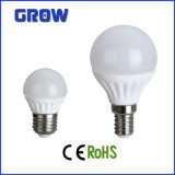 Low Power LED Bulb Light를 가진 E14/E27 Ceramic LED Global