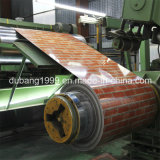 Het af:drukken/Desinged verfte de Gegalvaniseerde Rol van het Staal/PPGI /PPG vooraf