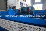 Máquina de estaca de corte hidráulica do CNC QC12y-8*5000 para o ferro