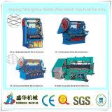 안핑 자동적인 팽창된 메시 기계 (PLC 통제)