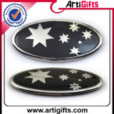 Distintivi all'ingrosso dell'emblema della griglia del veicolo per il trasporto del metallo