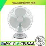 Heißer Verkauf 14 Zoll-nachladbarer beständiger Ventilator für Afrika-Markt