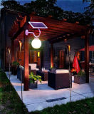 Luz solar ligera del jardín del jardín LED de Bridgelux LED