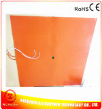 Silicone Rubber Glass Printing Heater 1000*1000*1.5mm 110V 800W