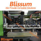 4cavity estável Pet Plastic Bottle Blow Moulding Machinery