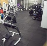 Pavimentazione di gomma di ginnastica di sicurezza, pavimentazione di collegamento di addestramento di Crossfit,