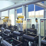 Neuer leiser Hauptreservedieselgenerator des Entwurfs-7kw