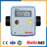 Mètre de chaleur ultrasonique de ménage de prix concurrentiel Dn15-40