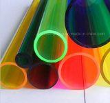Tubos postes de los tubos de TPR/TPU/TPE/PP/PC/PVC del proceso de extrudado