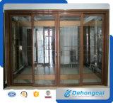 Disegno di alluminio del portello della rottura termica superiore