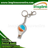 Souvenirs를 위한 OEM Nail Clipper Keychain
