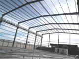 Pre-Проектированное светлое здание пакгауза стальной структуры (KXD-96)