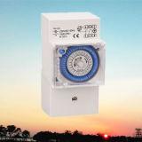 Qualidade garantida 24 horas de interruptor programável diário do temporizador (SUL181H, SYN161H)