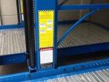 2개의 포스트 지능적인 주차 상승 유압 2개 수준 차 엘리베이터