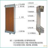 환기를 위한 증발 냉각 패드와 기업에 있는 냉각 장치