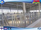 Headlock скотин горячего DIP оборудования фермы гальванизированные/панель (FLM-F-006)
