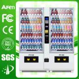 China hizo alta calidad vendedora caliente elegante de alta tecnología la máquina expendedora del mini bocado