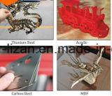 Macchina per incidere del laser della fibra di alta precisione