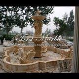 De grote Gouden Fontein van de Woestijn voor Decoratie mf-1005 van het Huis