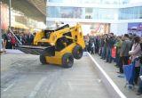 De Lader van Bobcat van de Jonge os van de Steunbalk van het Wiel van Fuwei van de dieselmotor 50HP Ws50