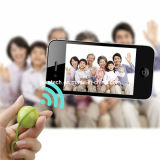 Obturador de câmera sem fio de Bluetooth do controle para o Android Smartphones do Ios