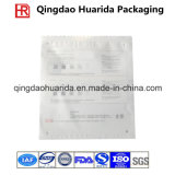 Kundenspezifischer transparenter selbstklebender verpackenplastikbeutel für Geschenk