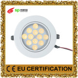 LED 천장 점화 빛 램프 12W AC86-265V