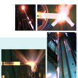 Câble de fibre optique de 8 faisceaux avec le porteur central de Kevlar