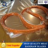 Лезвия ленточнопильного станка вырезывания свежего мяса в высоком качестве
